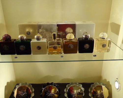 Parfumul, prelungirea mea