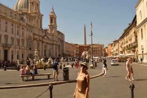 Italia: Roma si D3200