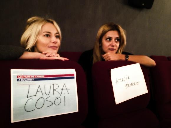 Les Films de Cannes à Bucarest 2012