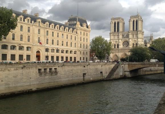 Paris, dincolo de cuvinte! II