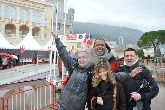 WRC, Michelin si Monte Carlo