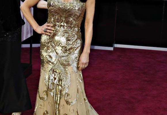 Moda si domnul Oscar 2013