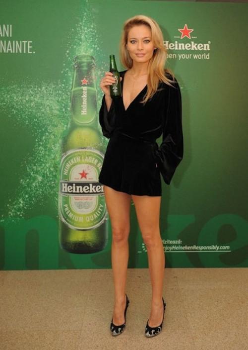 La multi ani, Heineken!
