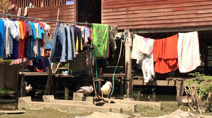 Thailanda: Floating Market