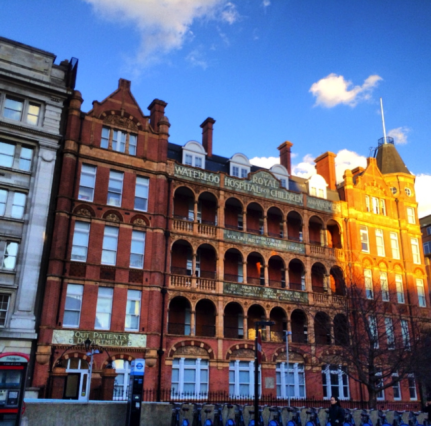 Londra 2014-02