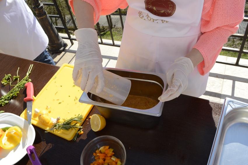 Pastrav marinat - Ramai la masa - 35