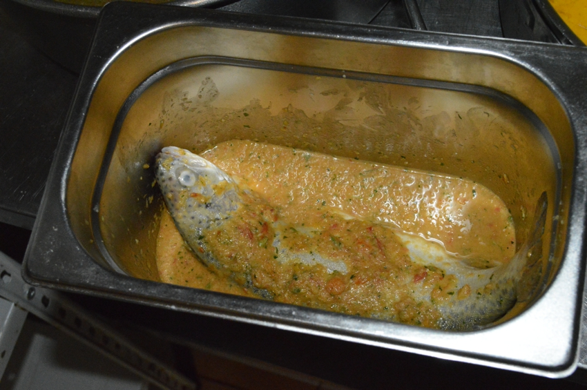 Pastrav marinat - Ramai la masa - 37