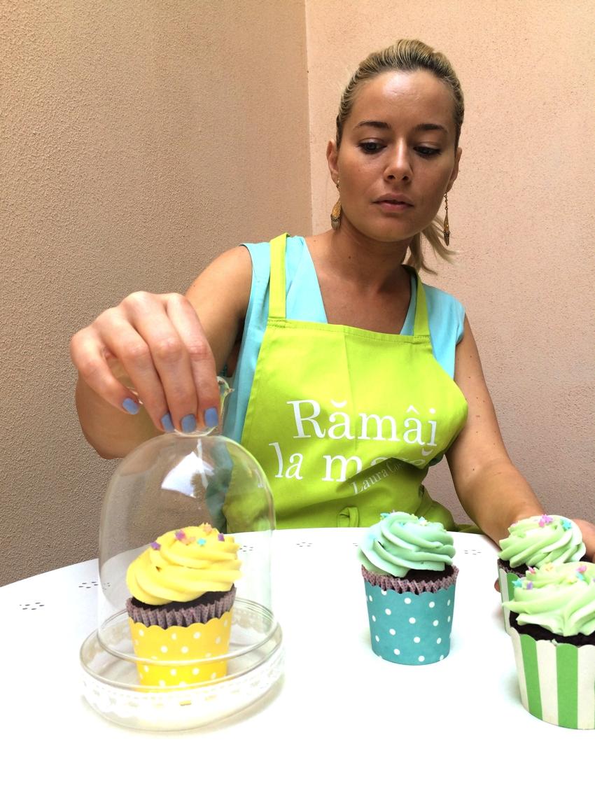 Reteta Cupcakes-urilor!