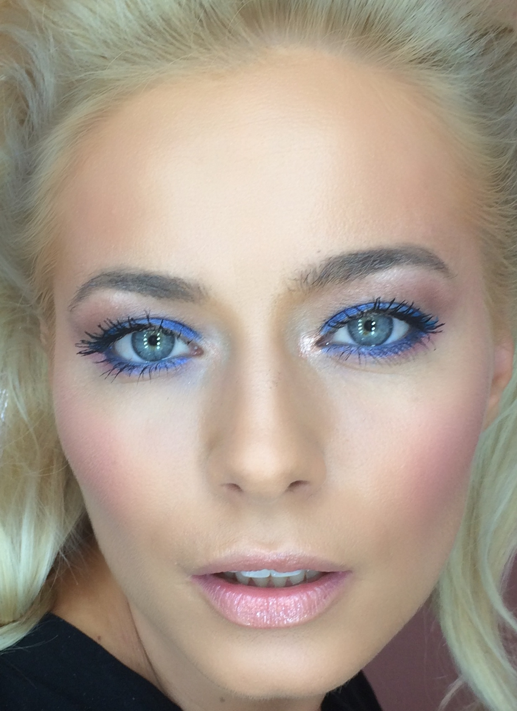 Laura Cosoi Make up-14
