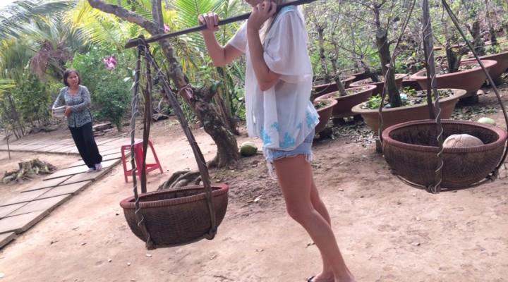 Vietnam: Delta Mekongului