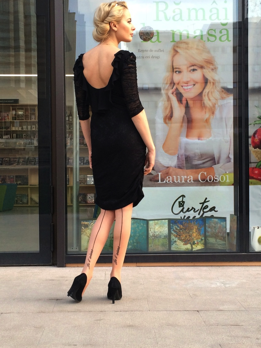 Laura Cosoi  Outfits 2014-11