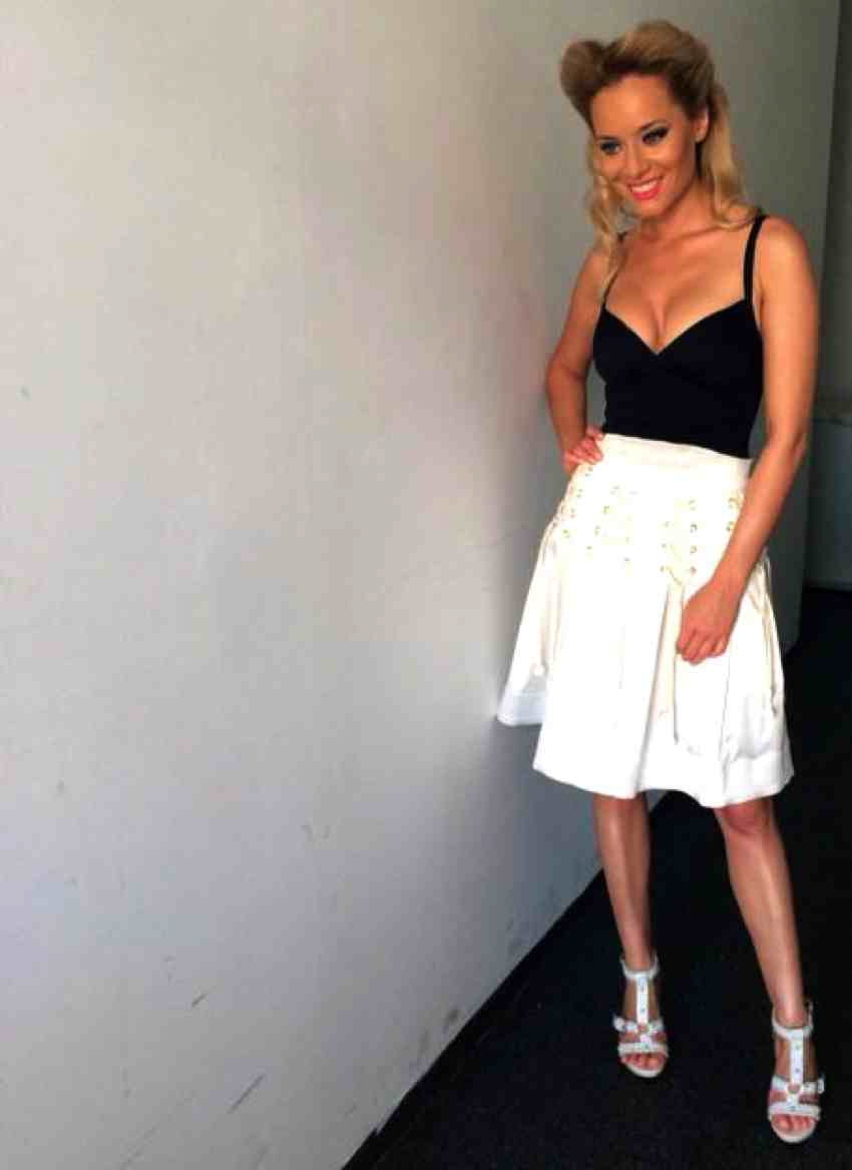 Laura Cosoi  Outfits 2014-55