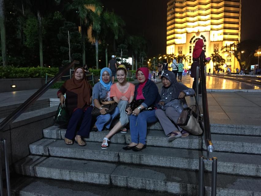 Laura Cosoi  Kuala Lumpur-19