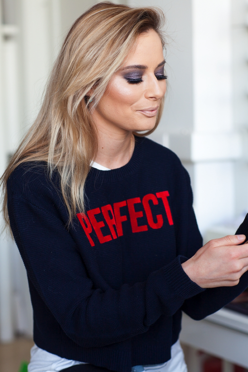 Laura Cosoi Make up tutorial-22