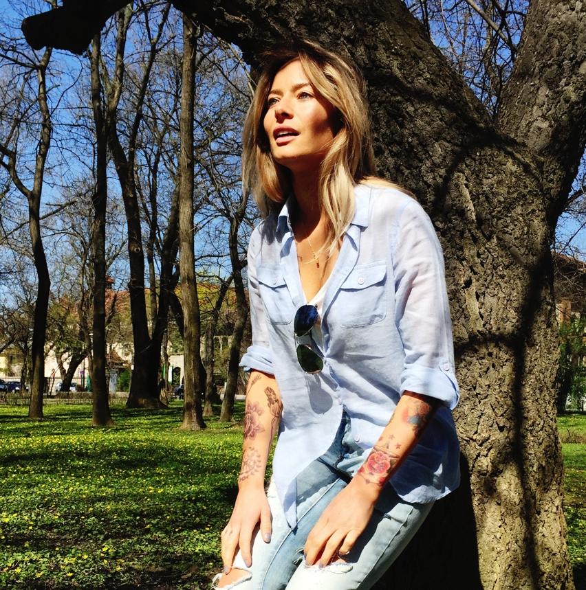 Laura Cosoi tatoo-10