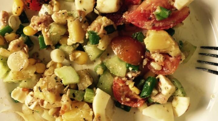 O salata simpla si delicioasa