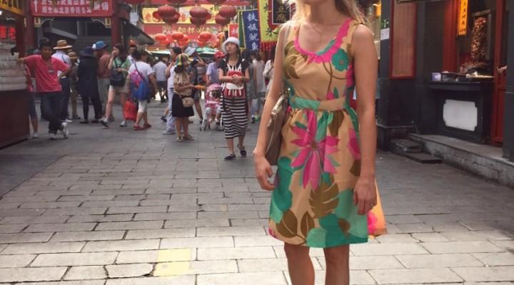 China: Beijing (Wangfujing si Sanlitun)