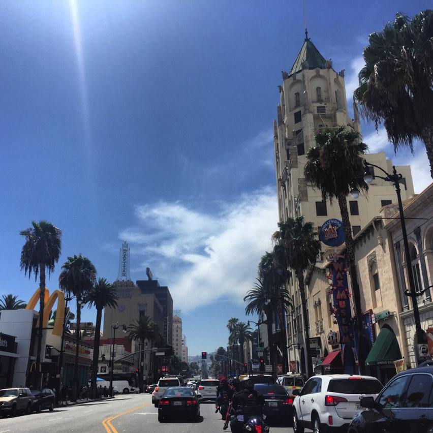 America: Los Angeles (Hollywood)
