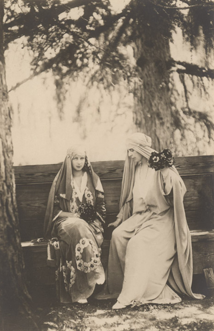 Principesa Ileana si Regina Maria