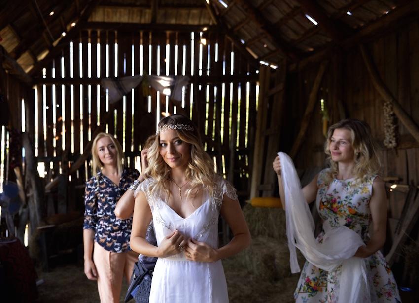 Nunta: Bala (Gatitul miresei-traditii)