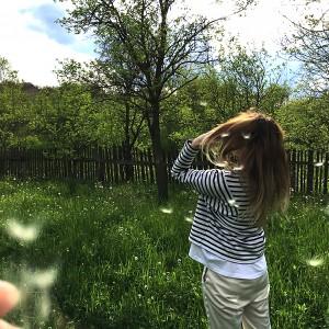 Romania: Dumbrava (Pastele la tara)