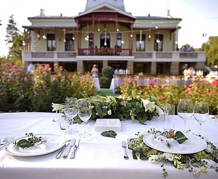 Vertical Wedding: Florile