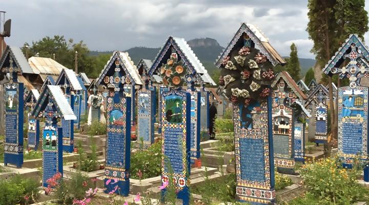Romania: Maramures (Sapanta, Breb, Sighet, Barsana)