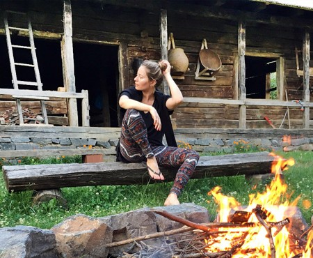Traveling in Romania (Maramures)