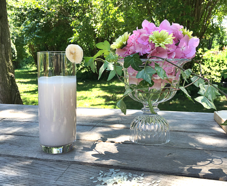Almond Milk & Rice Milk (Lapte de Migdale & Lapte de Orez )