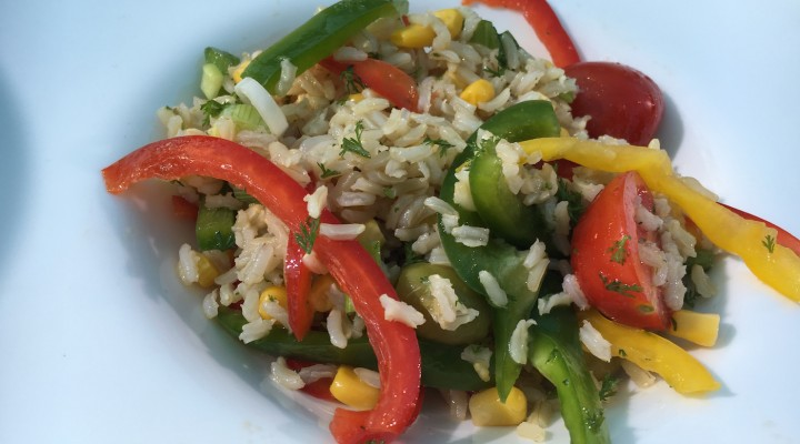 Vertical Taste: Salata Marocana