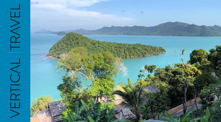 Vertical Travel: Thailanda