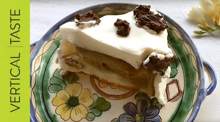 Dessert Apple Cake (Tort de Mere)
