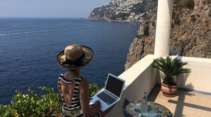 Italia- Coasta Amalfi