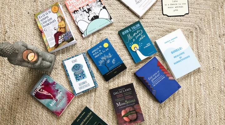 Jurnal de sarcina: Ce citesc in perioada asta