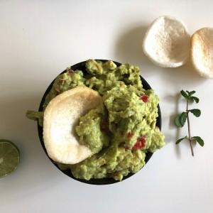 Vertical Taste: Guacamole