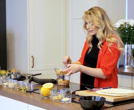 SarcinaZEN by AptaNUTRICIA: Hummus preparat in casa