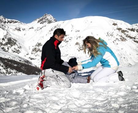 Italia, Livigno- Vacanta cu Rita  la ski