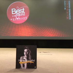 "Volumul ""Forma Gustului"" premiat la Gourmand International"
