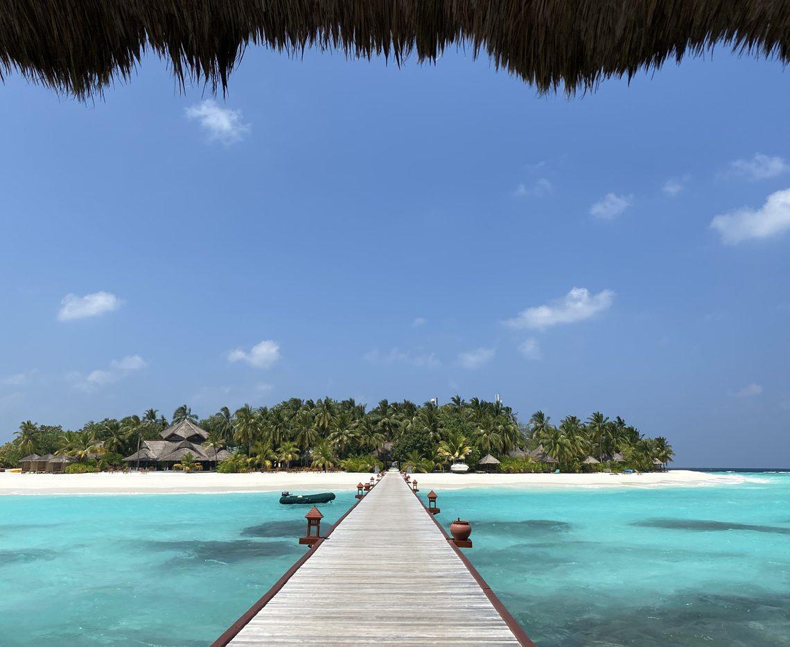 Dubai si Maldive